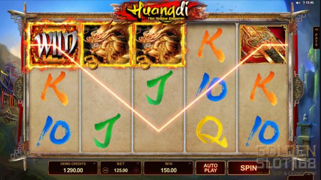 Huangdi เกมส์สล็อตออนไลน์