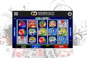 Goldenslot บนมือถือ เล่นผ่าน Android และ iPhone