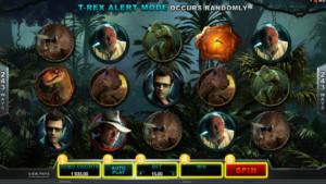GOLDENSLOT : JURASSIC PARK เปิดประสบการณ์ความเร้าใจลุ้นระทึกไปกับเกมส์สล็อตออนไลน์