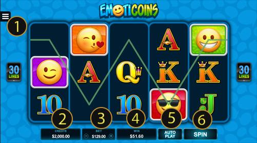 EMOTICOINS ตัวอีโมจิจากโปรแกรมแชทก็สามารถนำขึ้นมาเป็นเกมได้